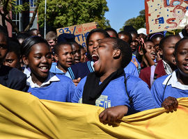 Photo courtesy of Equal Education